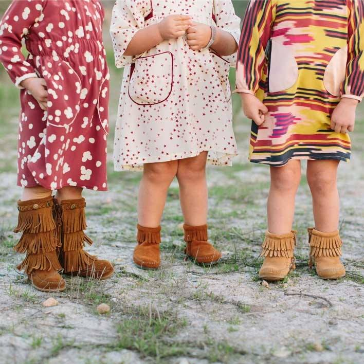 Minnetonka Baby Girls
