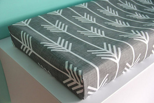 Arrow Changing Pad Cover