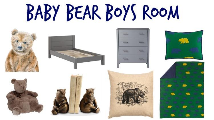 Bear Boys Room