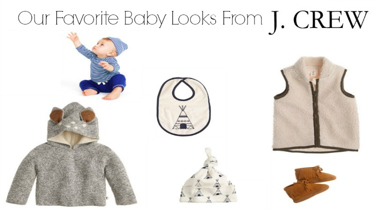 Jcrew Baby Clothes Rustic Style