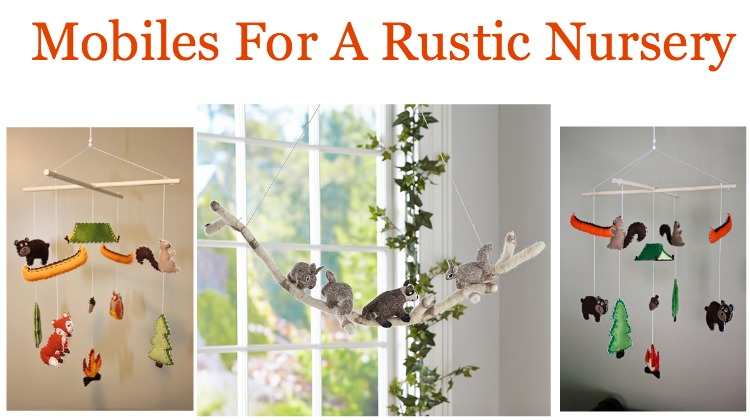 Rustic Mobiles For Nursery