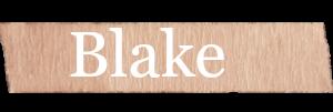 Blake Girls Name