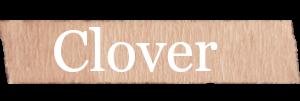 Clover girls name
