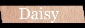Daisy Girls Name