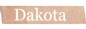 Dakota Girls Name