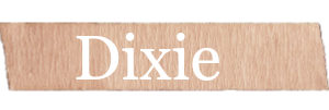 Dixie Girls Name