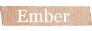 Ember Girls Name