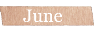 June Girls Name