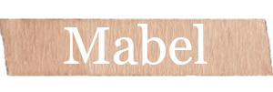 Mabel Girls Name
