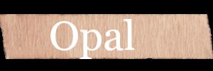 Opal Girls Name
