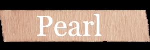 Pearl Girls Name