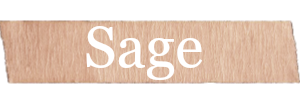 Sage Girls Name