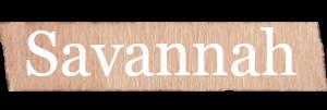 Savannah Girls Name