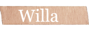 Willa Girls Name