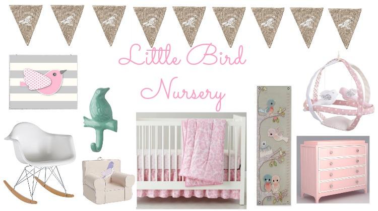 Bird Girls Nursery