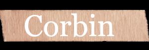 Corbin Boys Name