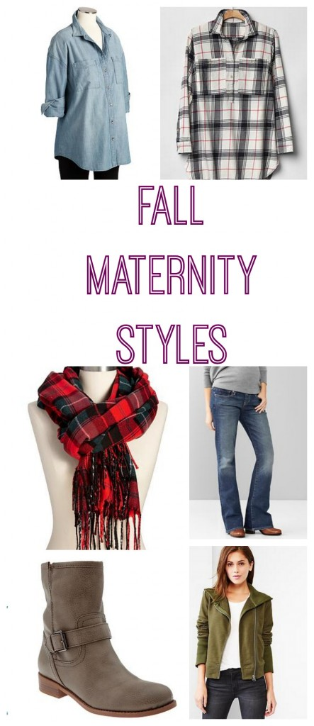 Fall Maternity Styles