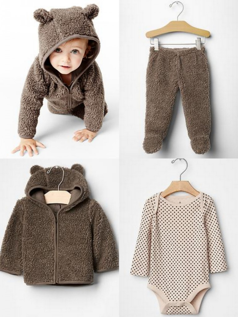 Gap Winter Baby Outfits
