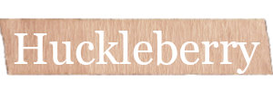 Huckleberry Boys Name