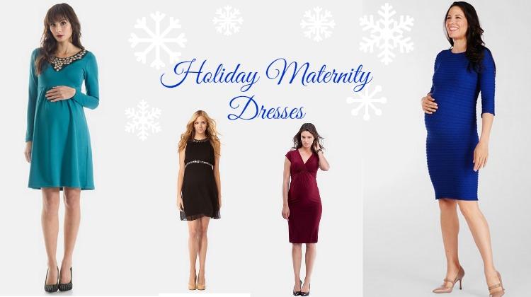 maternity holiday dress - Maternity Christmas Dress
