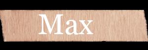 Max Boy Name