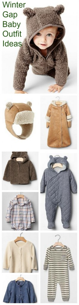 The cutest winter looks from Baby Gap