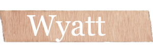 Wyatt Boys Name