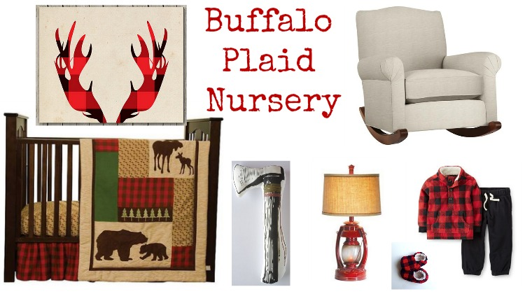 Plaid Nursery Ideas
