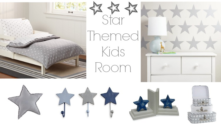 Star Kids Room Decorations