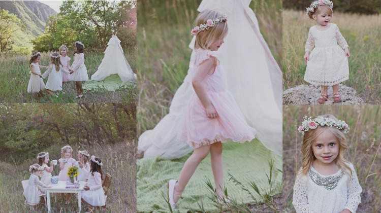 Sugar Amp Spice Boho Children S Styled Shoot Rustic Baby Chic