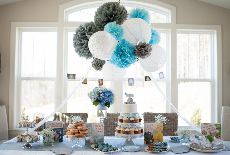 Baby Shower Rustic Theme Shower Ideas