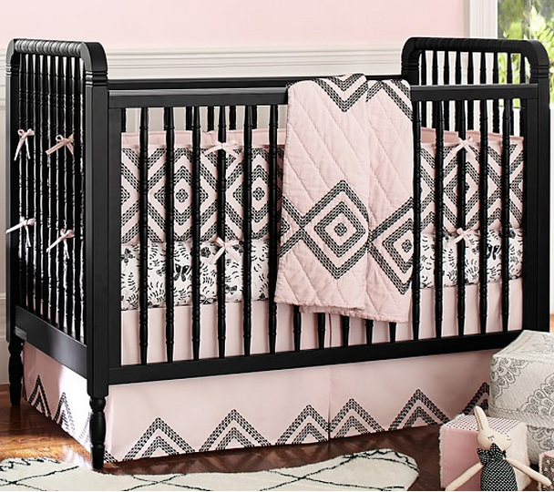 Girls Tribal Print Nursery