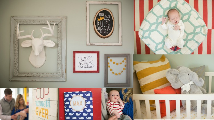 Rustic Boys Nursery