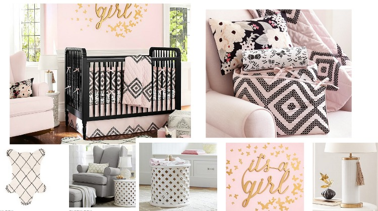 Tribal Print Nursery