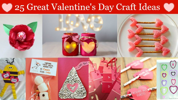 Valentine's Day Craft Projects