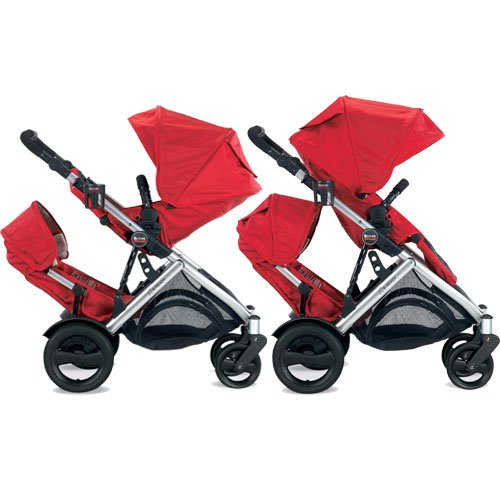 Britax B Ready Stroller Review - Rustic Baby Chic