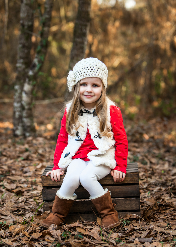 Hot Coco Themed Photo Session Rustic Baby Chic