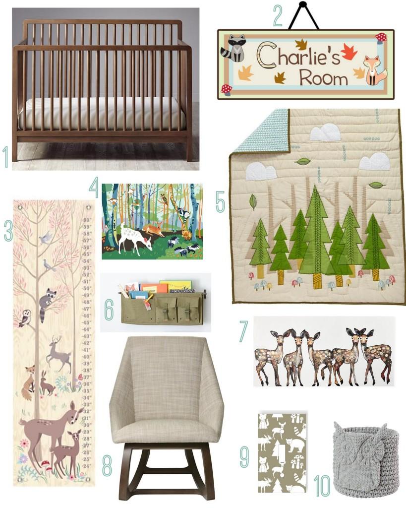 Forest Nursery Inspiration