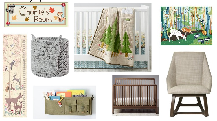 Forest Nursery Inspiration