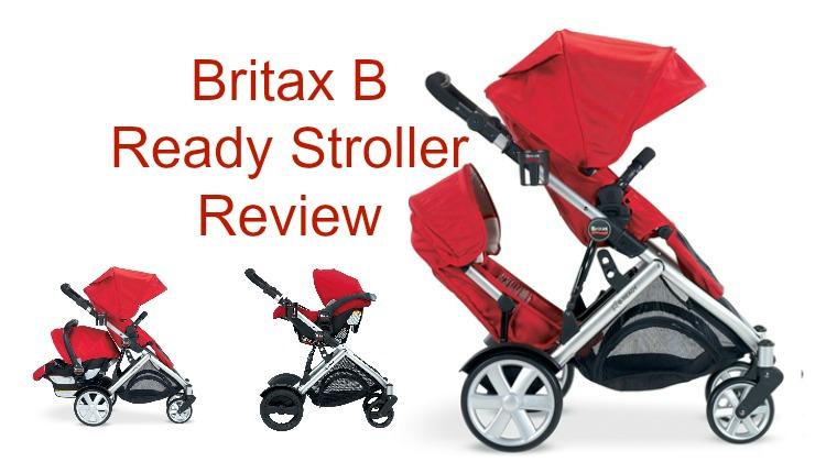 Britax B Ready Stroller Review