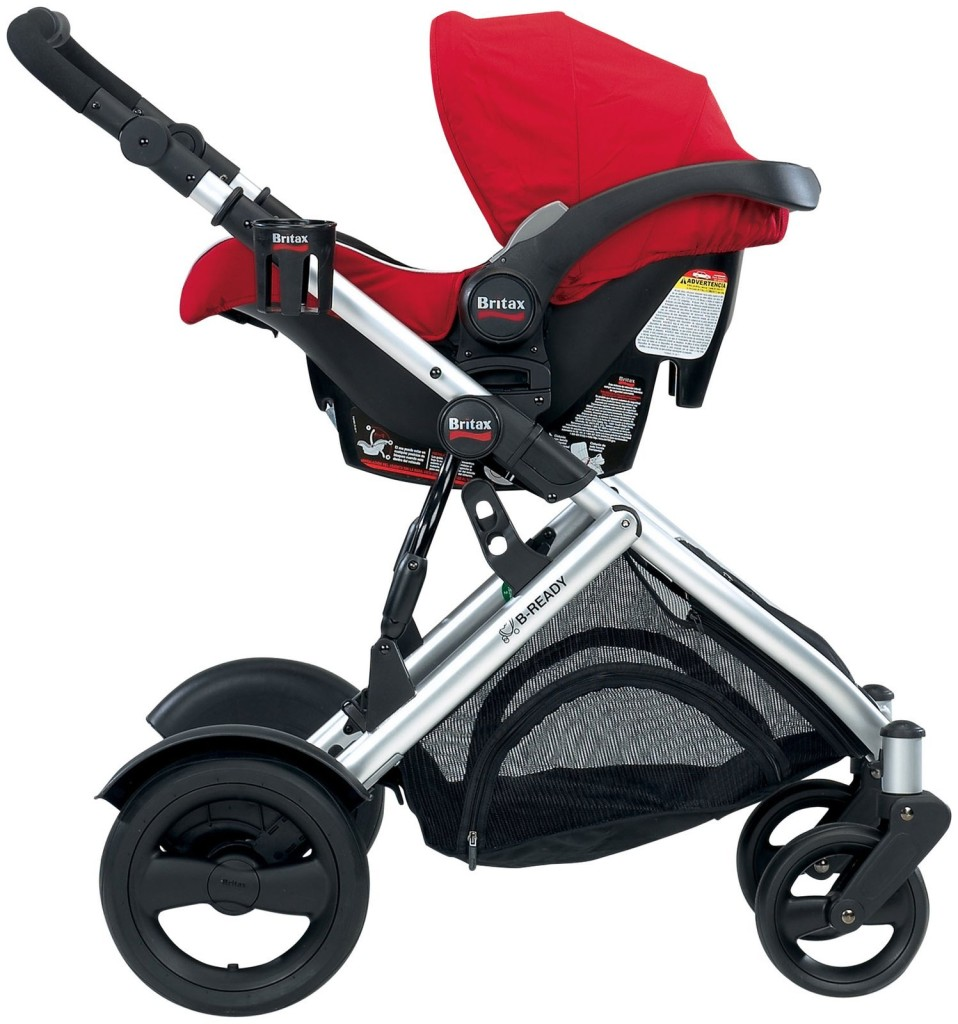 britax b ready stroller review rustic baby chic. Black Bedroom Furniture Sets. Home Design Ideas