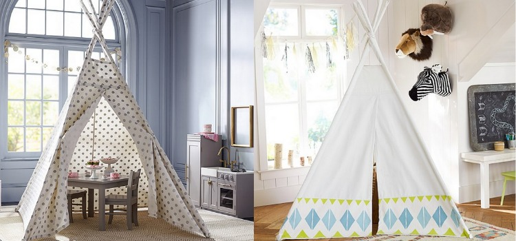 buy popular 29715 22dc2 10 Best Teepees For Kids Room - Rustic Baby Chic