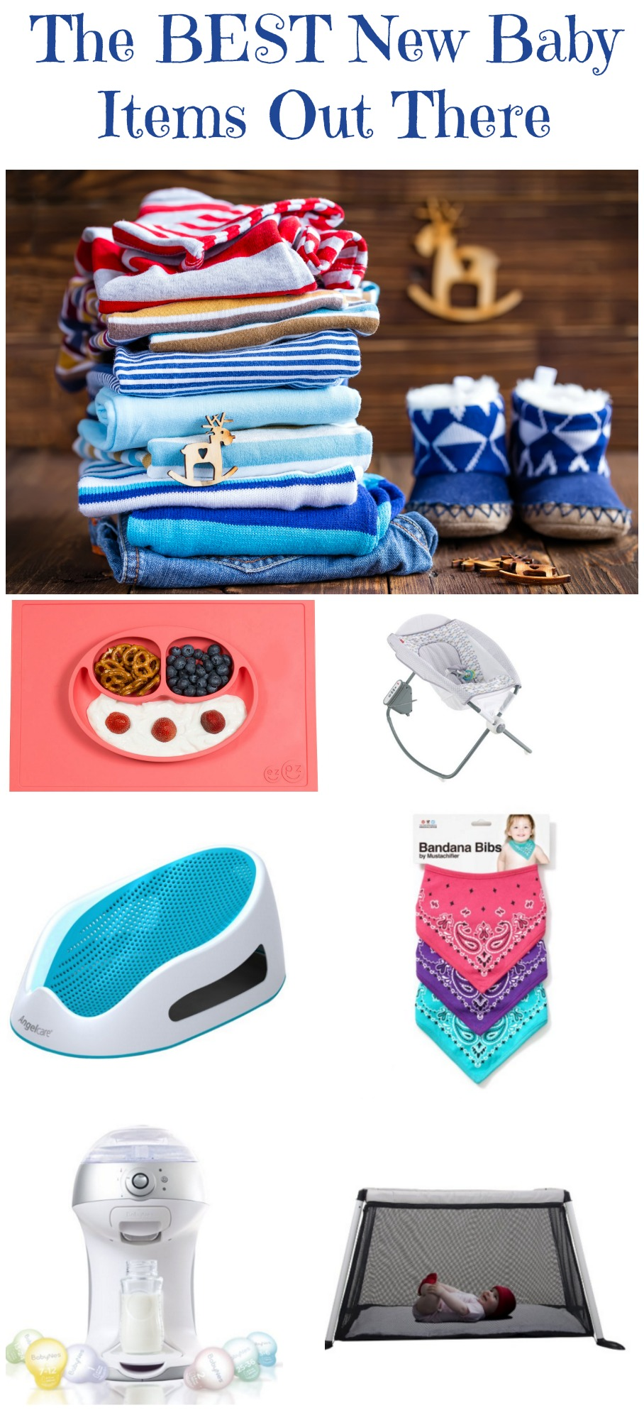 10 New Baby Products You Must Have - Rustic Baby Chic