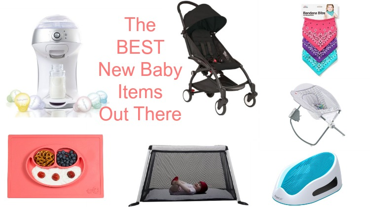 The BEST NEW baby items out there and where to get them