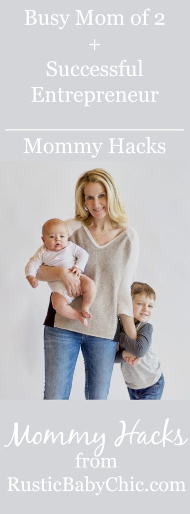 See all the best Mommy Hacks from successful entrepreneur, Maggie Lord