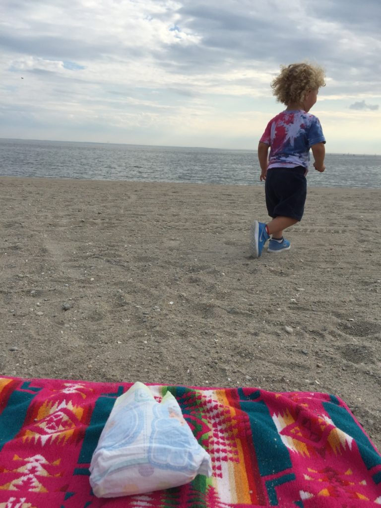 Mommy Hack: Keeping Your Valuables Safe At The Beach
