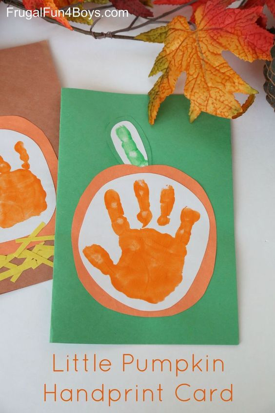 Fall Kids Craft Ideas