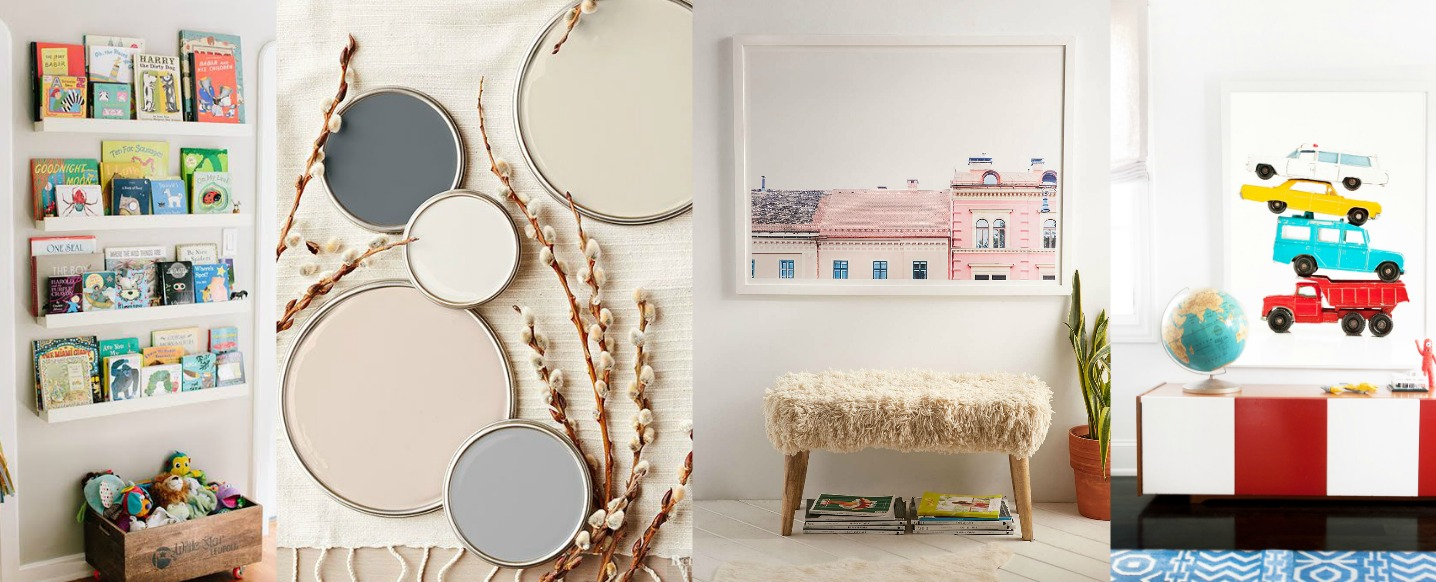 How to create the perfect baby nursery tips from interior designer shelley follick rustic - Baby interior design ...