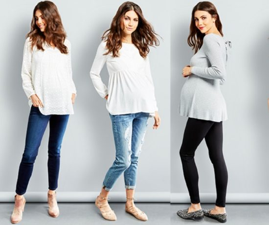 10 Ways To Create The Perfect Maternity Wardrobe