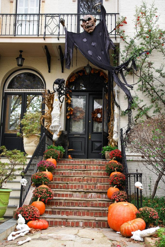 Fall Front Door Decoration Ideas